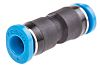 Festo Tube-to-Tube Pneumatic Fitting Push In 4 mm