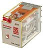 RS PRO, 24V ac Coil Non-Latching Relay 4PDT,