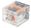 RS PRO, 230V ac Coil Non-Latching Relay 3PDT,