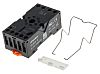 RS PRO Relay Socket for use with RS PRO RUB Relays 8 Pin, DIN Rail, 300V