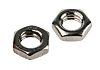 RS PRO Stainless Steel, Hex Nut, M5