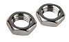 RS PRO Stainless Steel, Hex Nut, M20