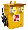RS PRO, 3kVA Portable Isolation Transformer, 230V ac,