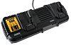 DeWALT DCB132-GB Battery Charger, 20 V, 60 V
