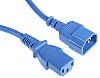 RS PRO 5m Power Cable, C13, IEC to