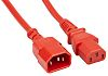 RS PRO 3m Power Cable, C13, IEC to