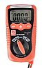 RS PRO IDM20 Handheld Digital Multimeter, With UKAS Calibration