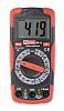 RS PRO RS12 Handheld Digital Multimeter, With UKAS Calibration