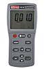 Termómetro digital RS PRO 1313, calibrado UKAS, con 1 canal para sondas tipo E, J, K, N, R, S, T