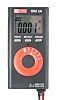 RS PRO IDM5A Handheld Digital Multimeter, With UKAS Calibration