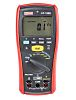 RS PRO IIT1500, Insulation Tester, 1000V, 20GΩ, CAT IV RS Calibration