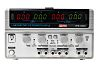 RS PRO Bench Power Supply, , 195W, 3 Output , , 0 → 5V, 3A With UKAS Calibration