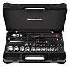 Facom S.161-4P6PB 26 Piece Socket Set, 1/2 in