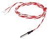 RS PRO 4 wire PT100 Sensor, -50°C min