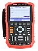 RS PRO RSHS1102 Oscilloscope, Handheld, 2 Channels, 100MHz