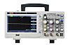 RS PRO RSDS1102CML+ Portable Digital Storage Oscilloscope, 100MHz, 2 Channels With RS Calibration