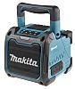 Makita Portable Bluetooth Speaker, 10.8 → 18V, 2.8kg
