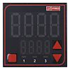 RS PRO Panel Mount PID Temperature Controller, 48 x 48mm, 3 Output Relay, SSR, 110 → 240 V ac Supply Voltage