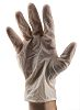 RS PRO Natural Latex Disposable Gloves size 10