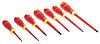 Bahco VDE Phillips, Slotted Screwdriver Set 7 Piece