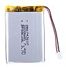 RS PRO, 3.7V, Lithium Polymer Rechargeable Battery, 2Ah