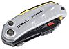 Stanley Retractable Folding; Utility Safety Knife with Craftman