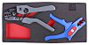 RS PRO 250 mm Chrome Vanadium Steel Pliers