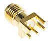 RF Solutions Straight SMA Connector, jack