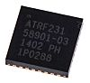 Microchip Technology AT86RF231-ZU, RF Transceiver IC 2405MHz to