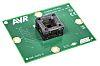 Microchip STK600 Socket Card QFP44 Adapter Board ATSTK600-SC06