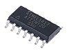 Microcontrôleur, 8bit, 128 B RAM, 2 Ko, 12MHz, SOIC 14, série AVR