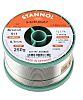 Stannol 0.7mm Wire Lead Free Solder, +227°C Melting