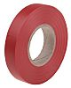 RS PRO Red PVC Electrical Tape, 12mm x