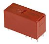 TE Connectivity, 24V dc Coil Non-Latching Relay DPDT,