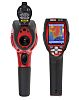 RS PRO RS700 Thermal Imaging Camera, -20 → +150 °C, -4 → +302 °F, 80 x 80pixel With RS Calibration