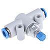 Festo GR Series Flow Valve, 6mm Tube Inlet
