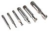 RS PRO Screwed Slot Drill Set, 3 mm,