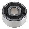 Yoke Track Roller LR5201-2HRS-TVH-XL, 12mm ID, 35mm OD