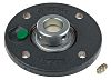 4 Hole Flanged Bearing Unit, PME20-XL-N, 20mm ID
