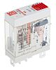 RS PRO, 12V ac Coil Non-Latching Relay SPDT,