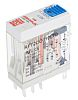 RS PRO, 12V dc Coil Non-Latching Relay DPDT,