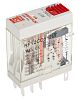 RS PRO, 12V ac Coil Non-Latching Relay DPDT,
