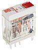 RS PRO, 230V ac Coil Non-Latching Relay DPDT,