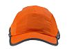 RS PRO Orange Long Bump Cap, Mesh Protective