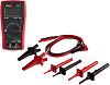 RS PRO Test Lead Set and IDM72 Multimeter
