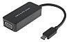 RS PRO USB C to VGA Adapter, USB