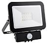 RS PRO LED Floodlight, 900 lm, IP65 220