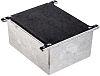 RS PRO Silver Die Cast Aluminium Alloy Enclosure,