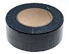 RS PRO Gloss Black Duct Tape, 50mm x