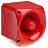 Klaxon PNC Sounder Beacon 113dB, Amber LED, 10
